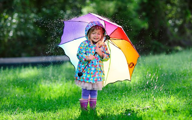 baby care during monsoon
